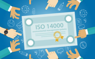 Implementing and granting the ISO 14001 standard