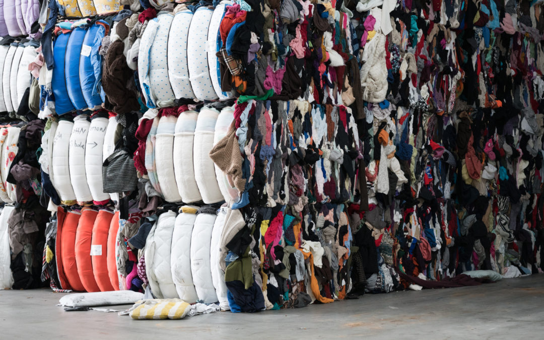 Textile recycling: the new standards