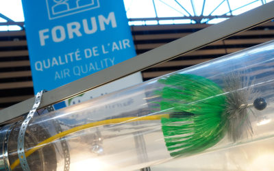 Air, the challenge tackled with the big picture in mind at Pollutec