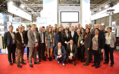 Luxembourg mobilised at Pollutec 2018