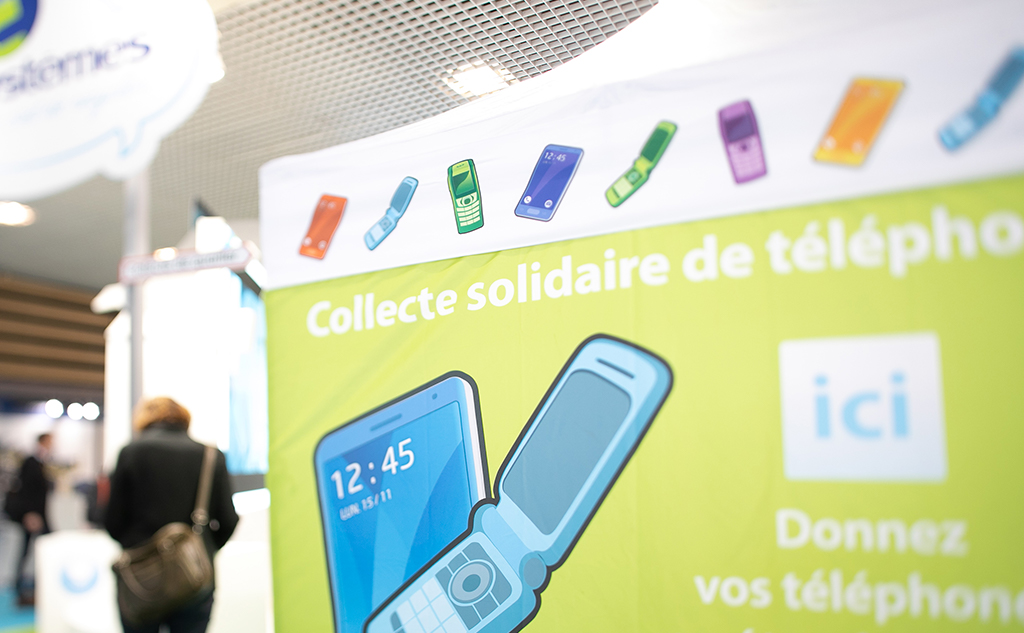 [Video] Éco-systèmes gives mobile phones a second life