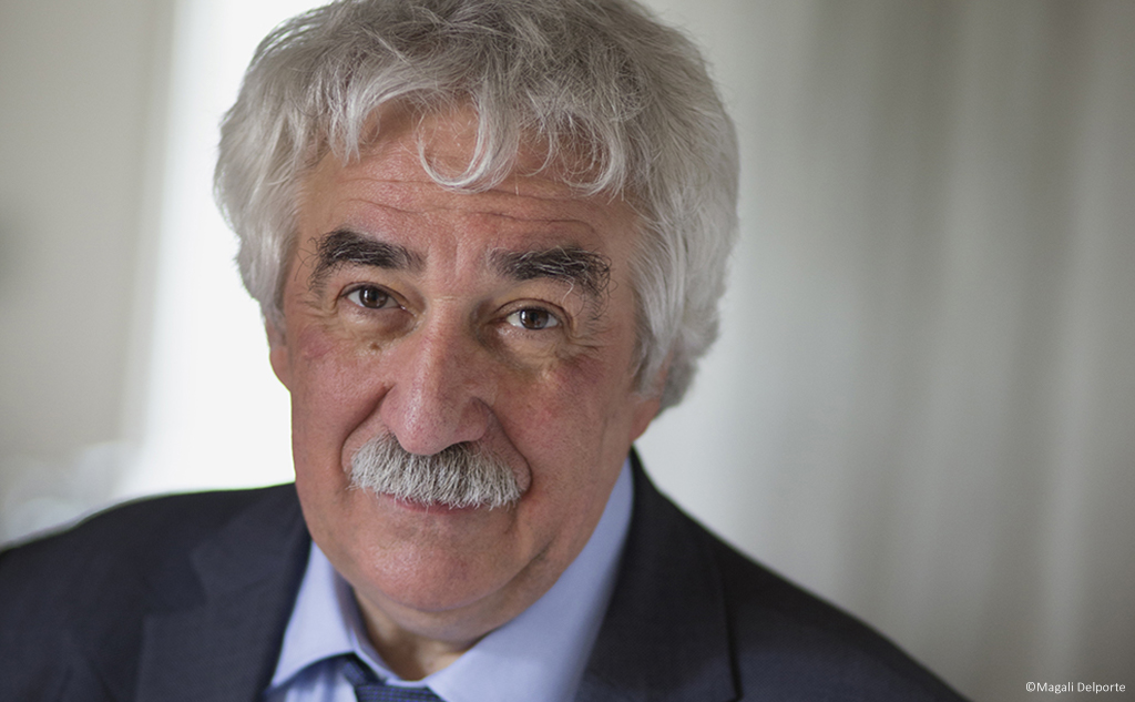 Pierre Radanne: the expert's view on the environmental markets