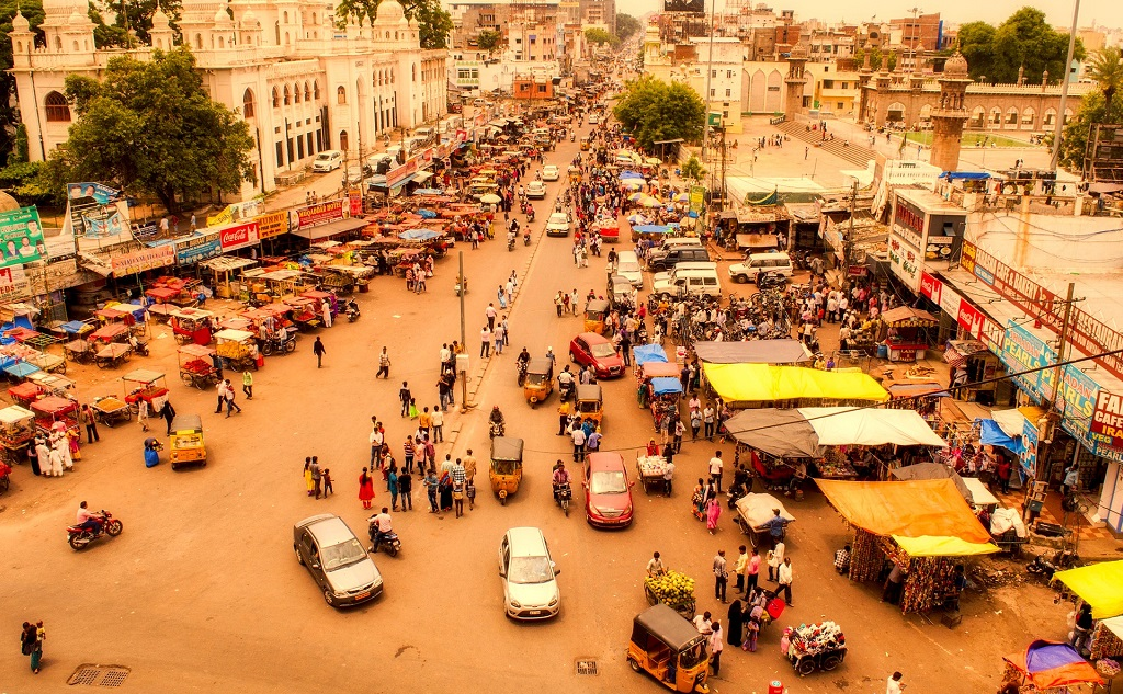 What are the opportunities in the Indian market?