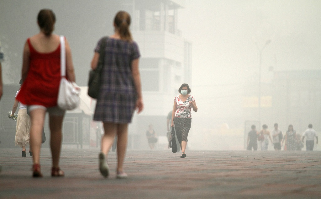 Air Quality: Can the targets be met in ten years?