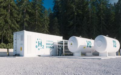 Hydrogen's bright future