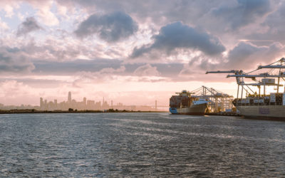 More environmentally-friendly ports: we're getting there