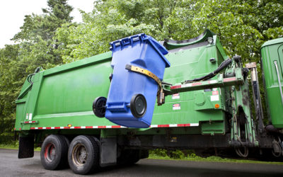 How will the circular economy allow for effective and environmentally-friendly waste management?