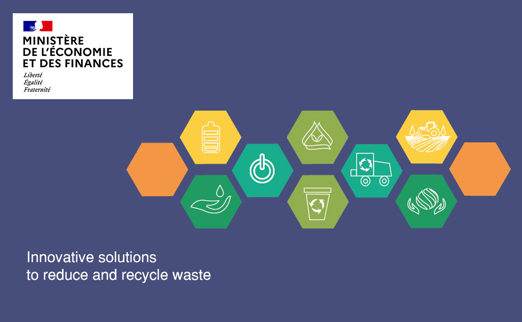 A call for innovative solutions to reduce and recycle waste on an international scale