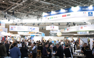 The first innovations to come out of Pollutec 2020
