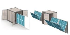 Mobile Independent Power Generation System