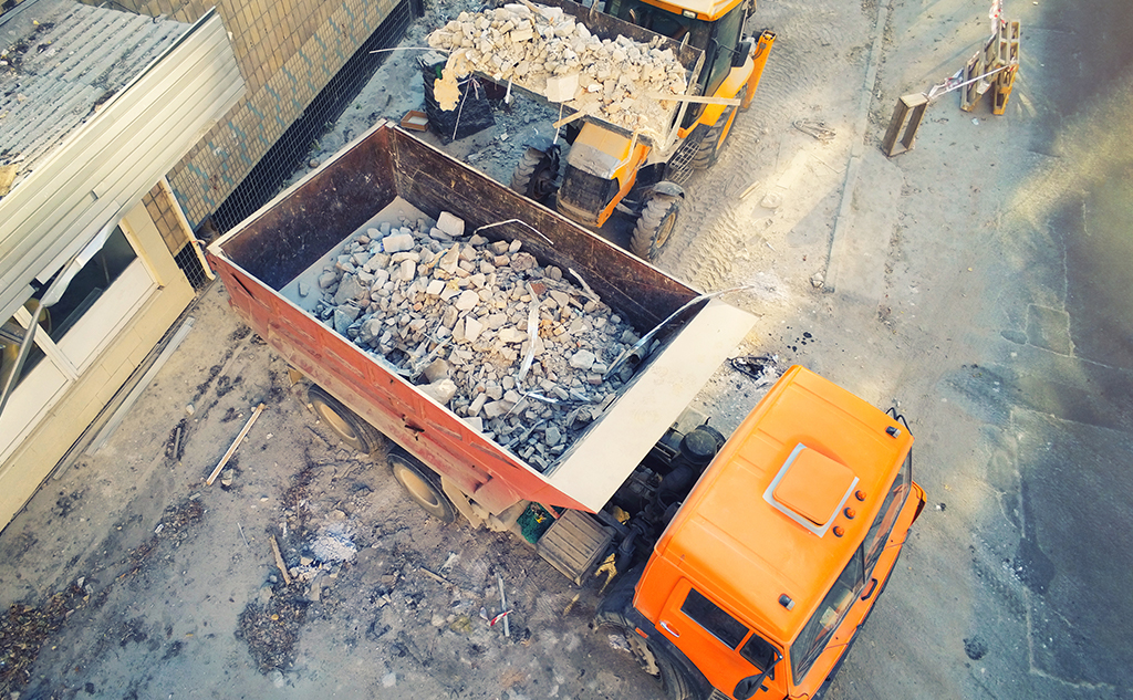 Building waste: recycling under scrutiny