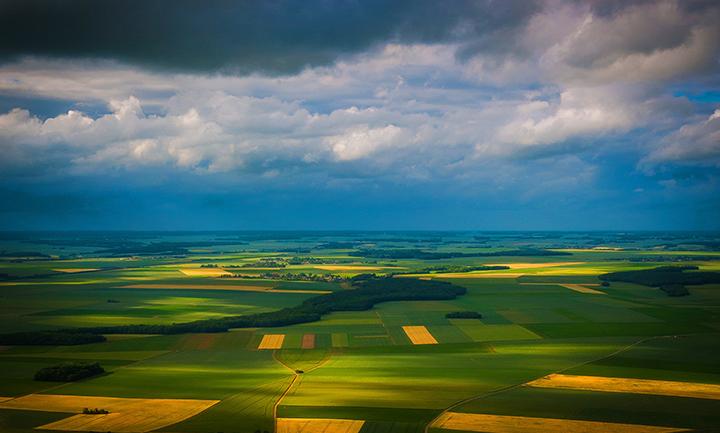 Le marché de l'agriculture sur Pollutec