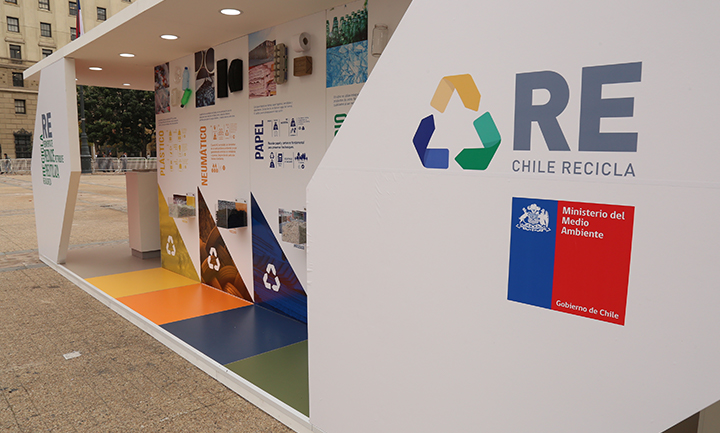 Loi REP : nouvelles opportunités pour le recyclage au Chili