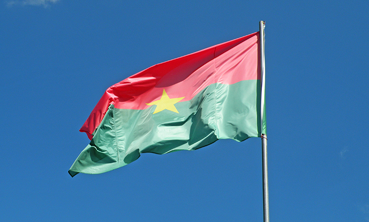 Drapeau-Burkina-Faso