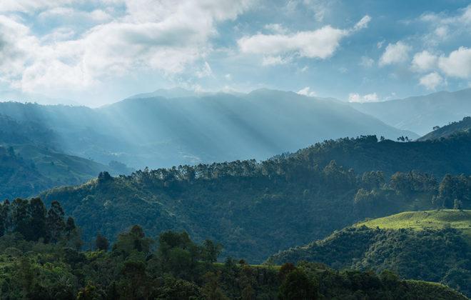La Serrana en Colombie