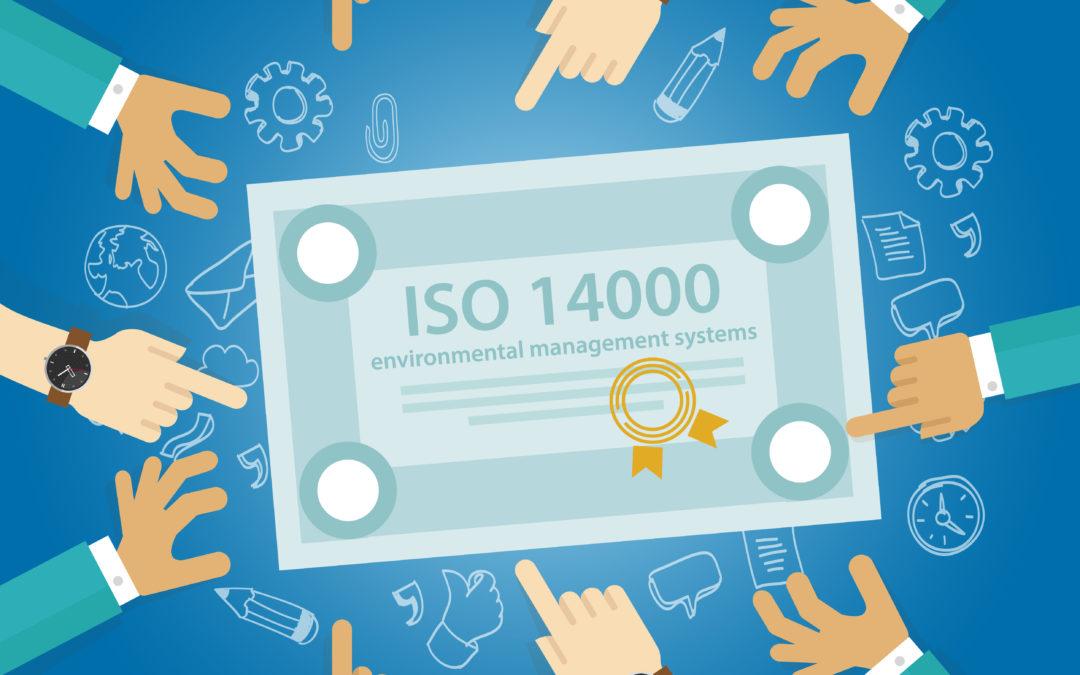Mise en place et obtention de la norme ISO 14001