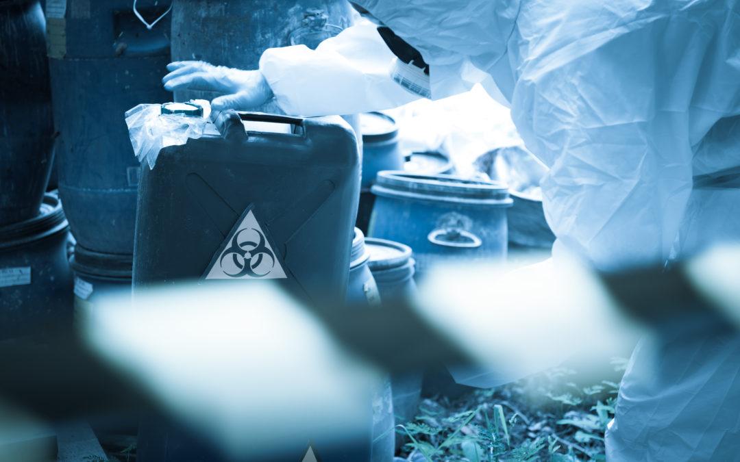 Risques chimiques en entreprise : que faire ?