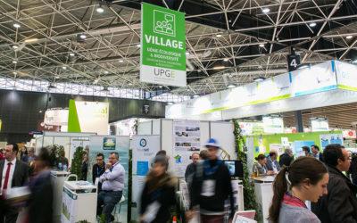 Eco-conception, écologie industrielle et territoriale, biomimétisme sur Pollutec
