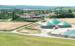 Stockage du biogaz