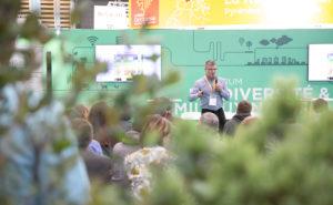 Le forum biodiversité sur Pollutec