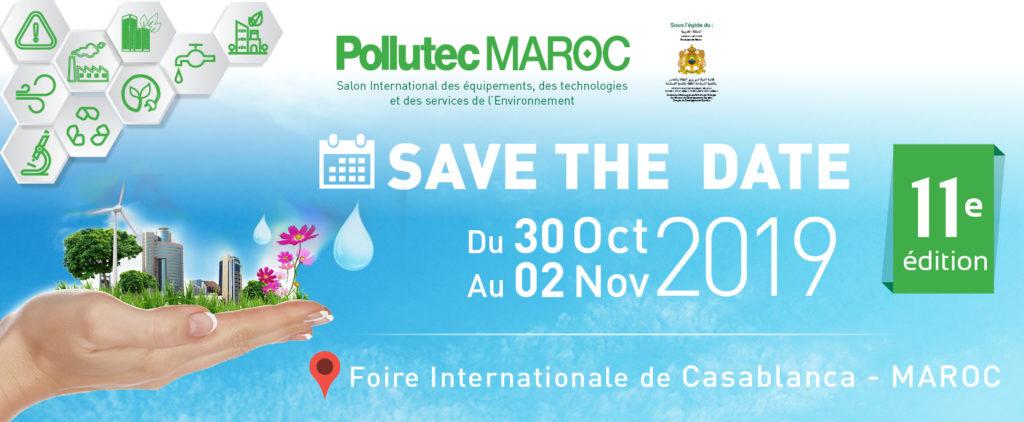 Pollutec Maroc : salon de l'environnement à Casablanca