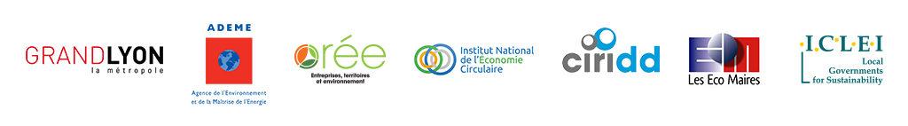 Logos des partenaires du Sommet