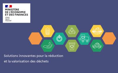 Un appel à solutions innovantes pour réduire et valoriser les déchets à l'international