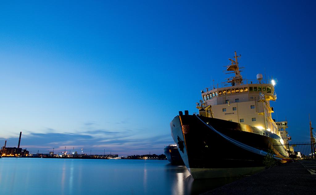 Réduire l'empreinte environnementale des navires, quelles solutions ?