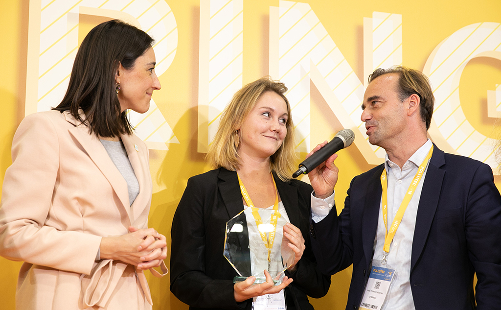 Les nominés aux Pollutec Innovation Awards 2020
