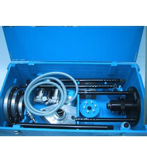 Machine à percer DN 50 à DN 400 version Thermique-Pneumatique ou Hydraulique