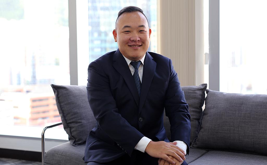 Rencontre avec Chris Yuen, Directeur général de CNA Recycling Hong Kong