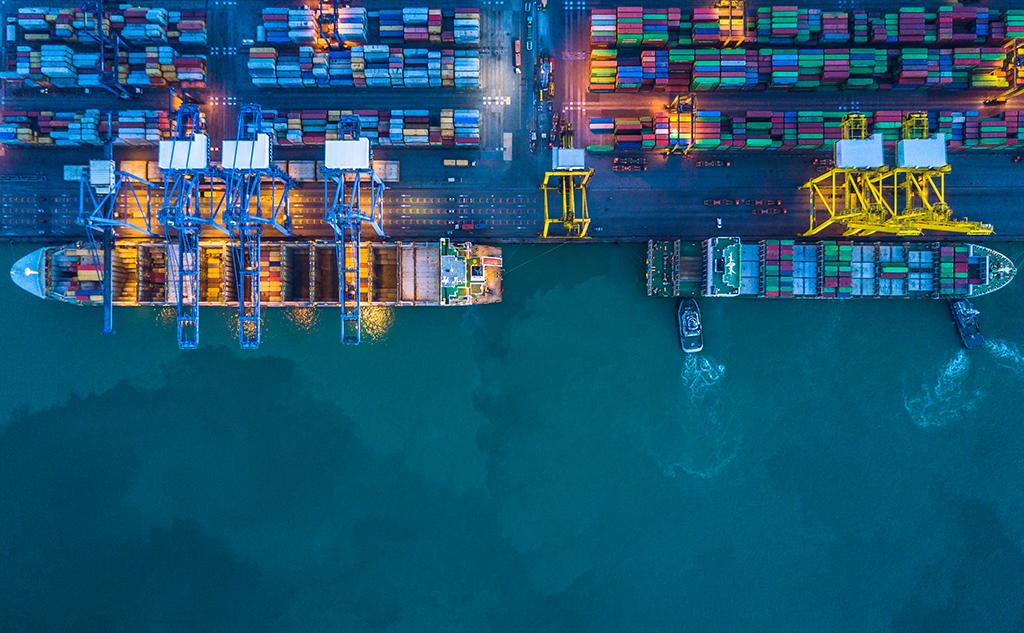 La transition écologique des ports au cœur de l'actualité