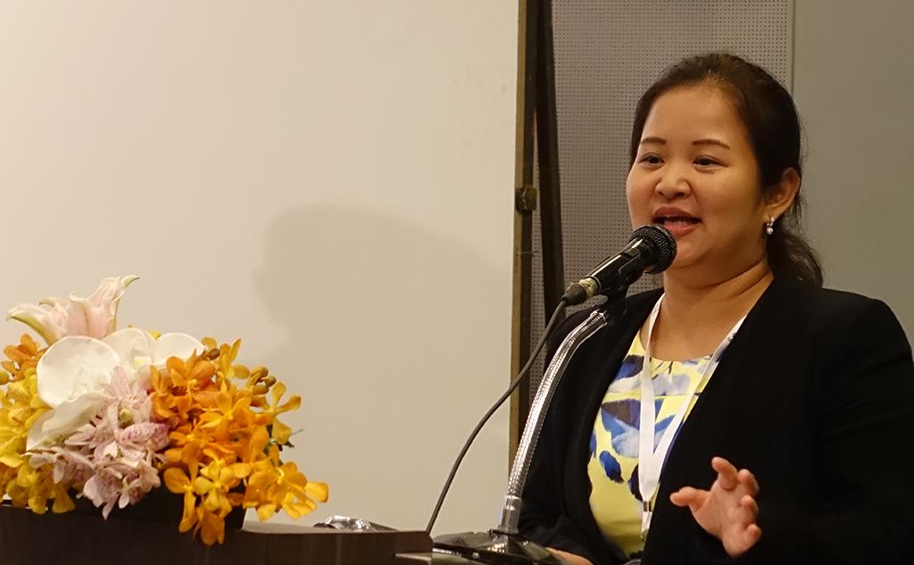Rencontre avec Sawita Sarah Tinsuntisook de Renewable Energy Industry Club