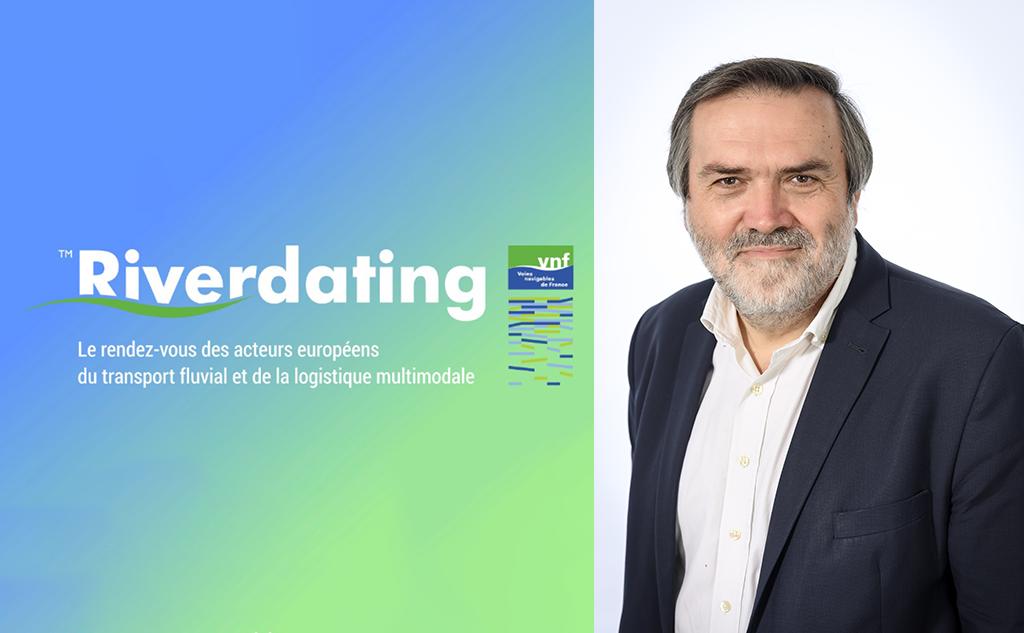 3 questions à Thierry Guimbaud,Directeurgénéral deVoies navigables de France