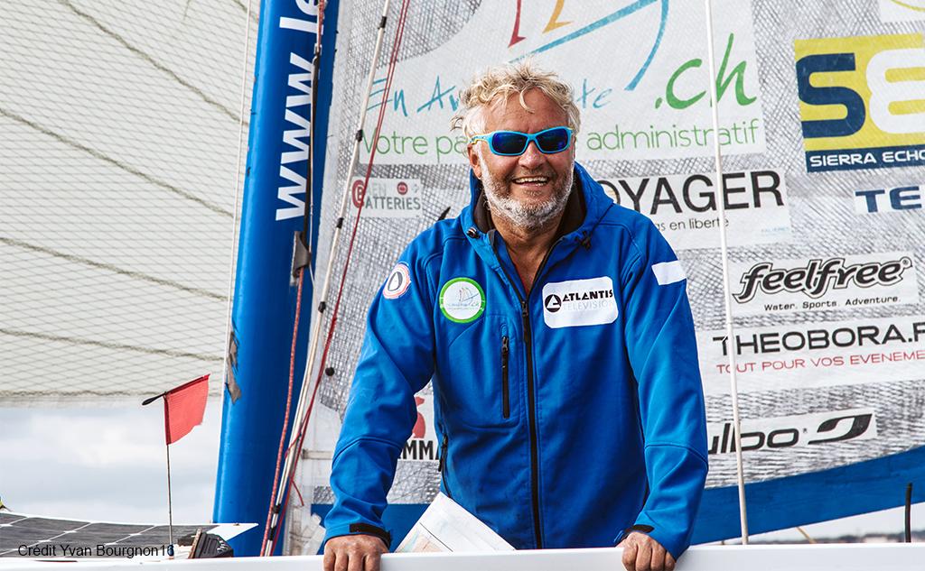 3 questions à Yvan Bourgnon, président et fondateur de The SeaCleaners